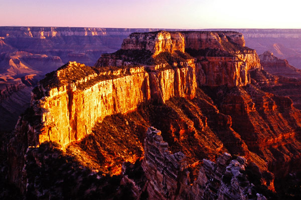 Wotan's Throne - Grand Canyon NP, Arizona