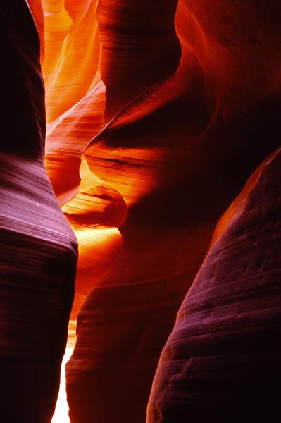 Upper Antelope Canyon 2 - Page, Arizona