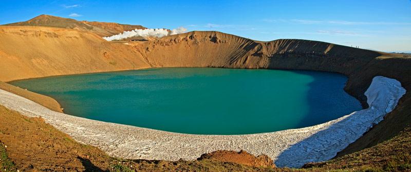 Cratère de Viti