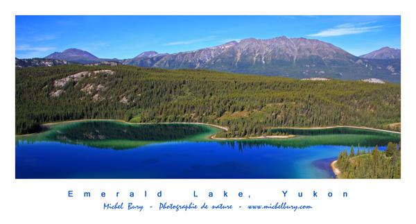 <em>Emerald Lake</em>, Yukon