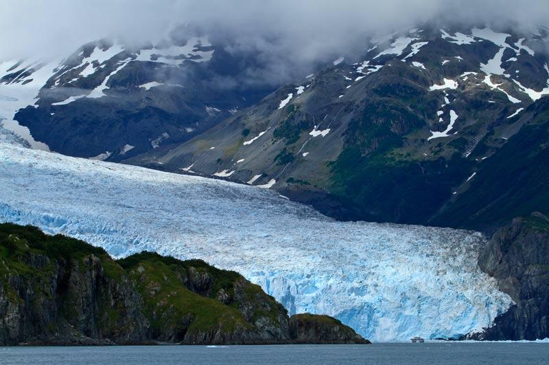 Glacier Aialik