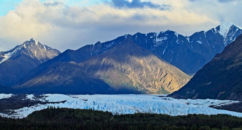 Glacier Matanuska