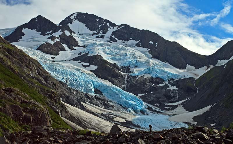 Glacier Portage