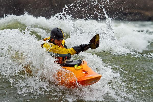 Kayak de rivière 1