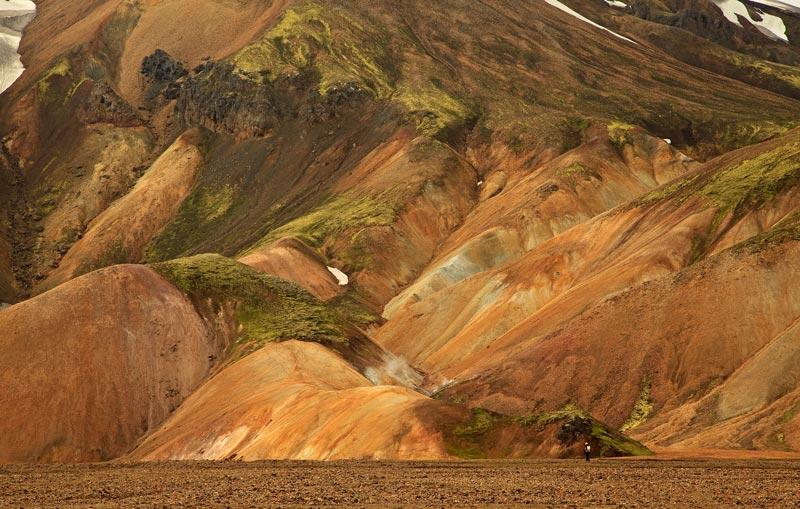 Vallée du Landmannalaugar 2