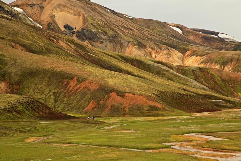 Vallée du Landmannalaugar 5
