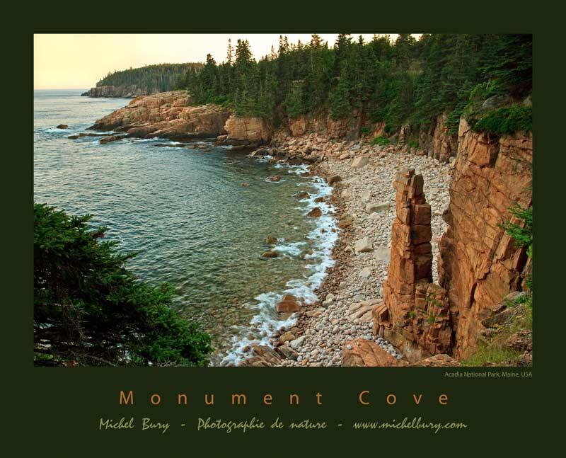 Monument Cove - Affiche