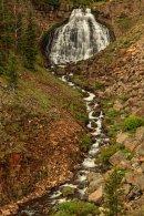 Rustic Falls et son ruisseau