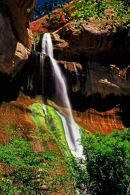 Chute de Lower Calf Creek - Utah