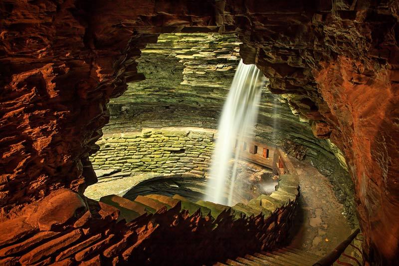 Watkins Glen - Cavern Cascade
