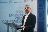 Mayor of London Sadiq KhanCity Hall London