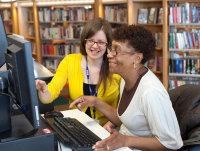 IT TrainingCanada Water Library LondonArts Council England