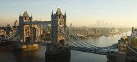 Tower Bridge from City HallLondon