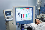 Lidcoplus Haemodynamic MonitorAddenbrookes HospitalRed Graphic Cambridge