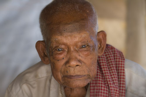 khmer older man