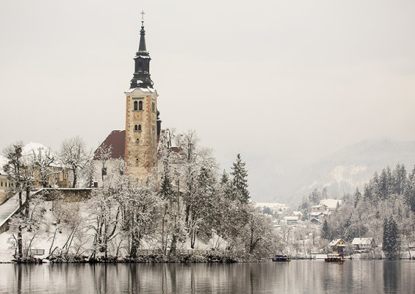 Bled Church
