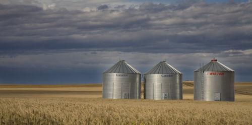 grain silos canada