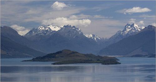 island lake wakatipu