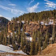 Piedra River Gorge