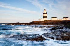 Morning at Hook head, Co Wexford