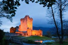 Ross Castle, Killarney, Co Kerry