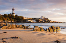 Shroove Lighthouse, Inishowen, County Donegal