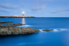 Evening at Hook Head, County Wexford