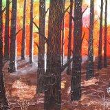 Autumn Trees No3