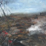 Mist on the Moor  SOLD