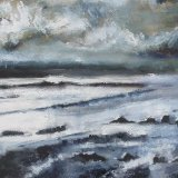 Storm  Over  the  Esturary  No  1 Appledore   SOLD (9)