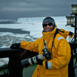 Mike in Antarctica (2010)