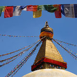 Prayer flags...Kathmandu, Nepal
