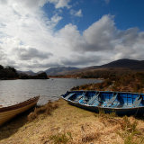 Boats, Killarney, Ireland