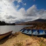 Boats, Killarney, Ireland