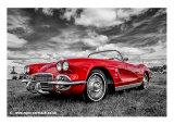 Red Corvette Blog