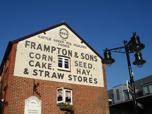 Frampton's Mill