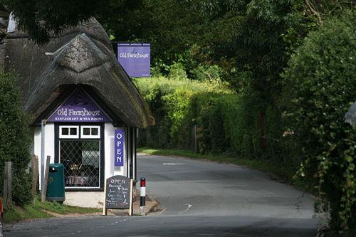 Old Farmhouse Tearooms