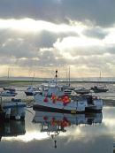 Buoys and boats