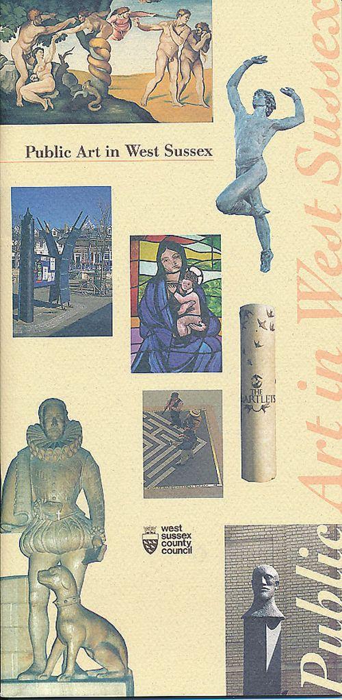 Public Art in West Sussex book