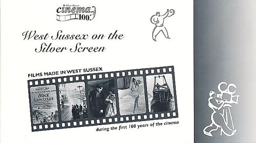 West Sussex on the Silver Screen book