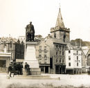 Prince Albert Statue and Town Church