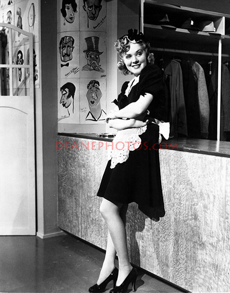 Alice Faye in 'Tail Spin' 1939
