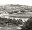 Overlooking the Harbour circa 1880's