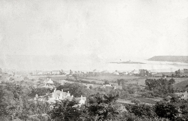 St Aubin's Bay Jersey 1869