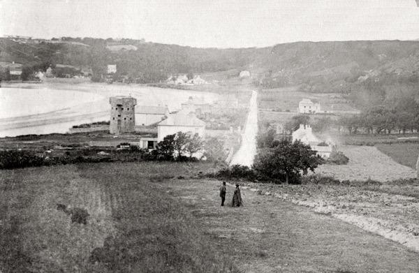 St Brelade's Bay Jersey 1869