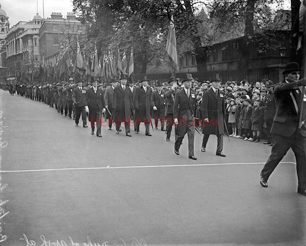 img292 Duke of York at British Legion Service No 6