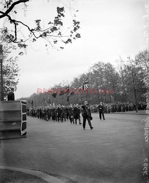 img299 Duke of York at British Legion Service No 4
