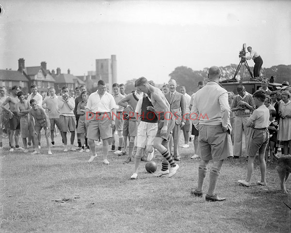 img304 Southwold Boys Camp - suggest 7th-August 1935