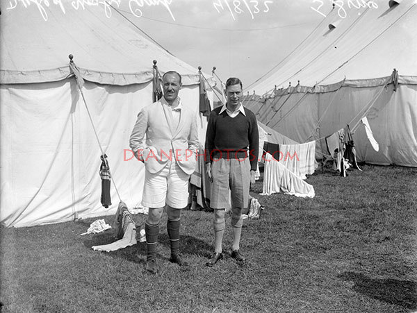 img308 Duke of Yorks Camp 4th August 1932