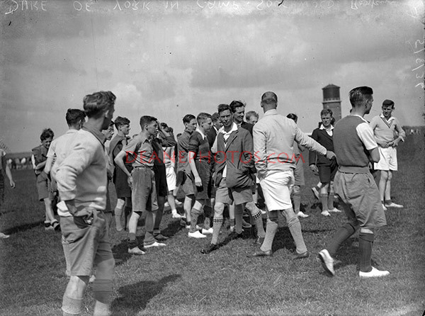 img311 Duke of York in Camp Southwold 5th Aug 1936